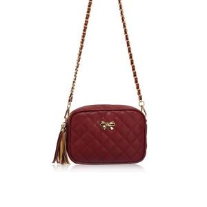 Červená kabelka Archivy - Luxusní italské kabelky 479a4cf28da